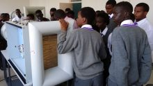 Aerodynamics Lab at East African School of Aviation
