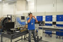 Aerospace Equipment for Solihull College