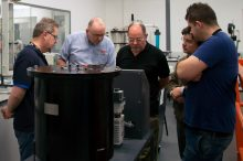 Northumbria University Upgrades Engineering Laboratory Equipment