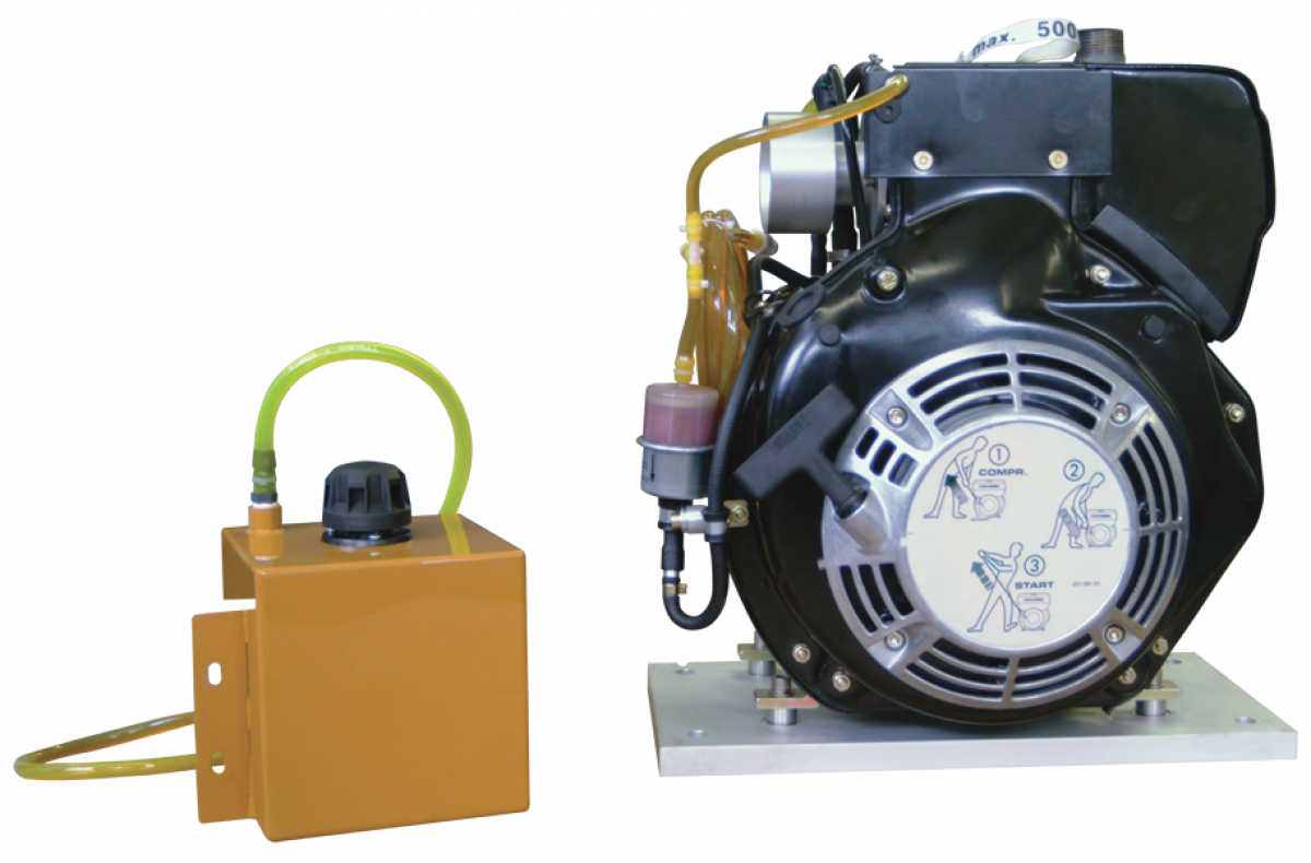 4 Stroke Diesel Engine TD202 | Engines | TecQuipment