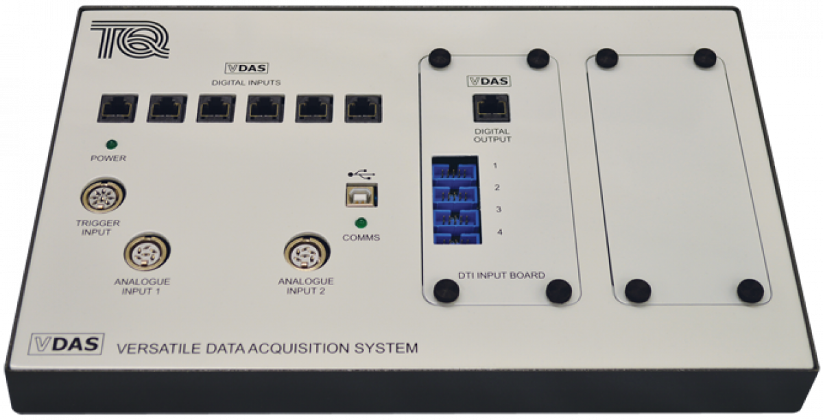 Data Acquisition Equipment : Vdas mkii bench mounted version