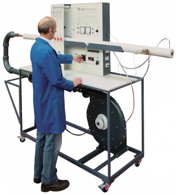 heat conduction apparatus lab report